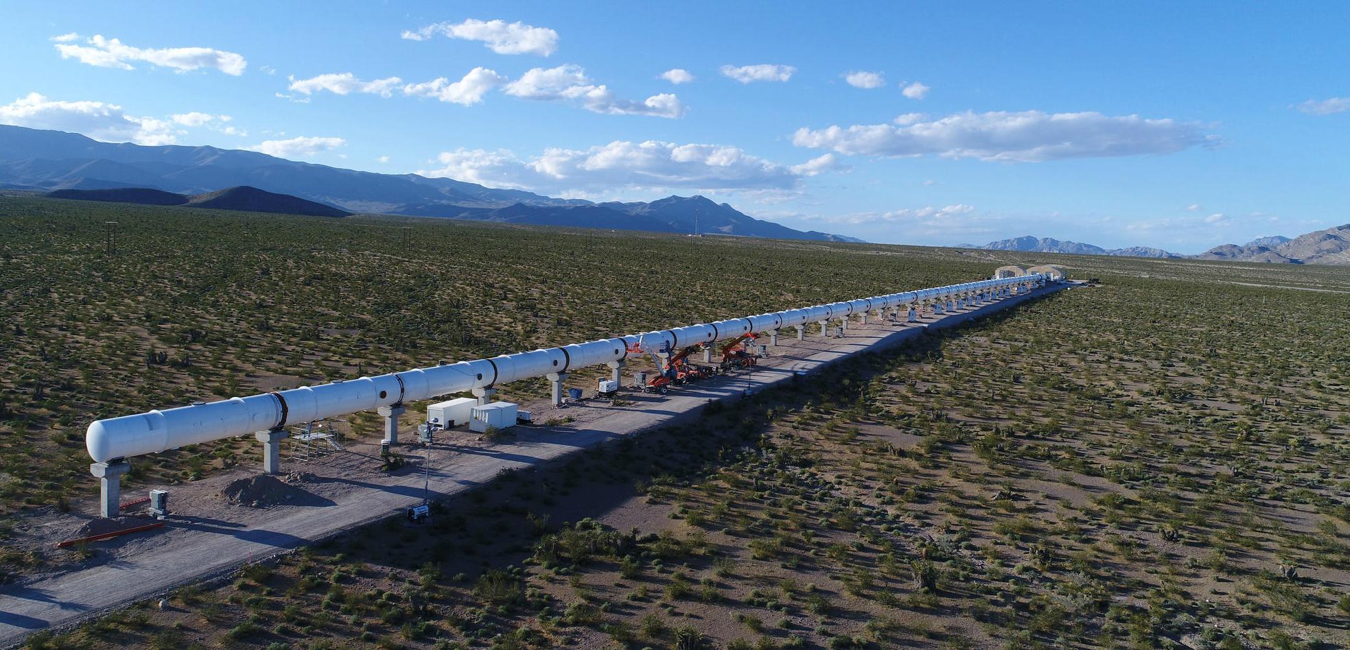 El 'hyperloop' español: un transporte de ficción cada vez más real