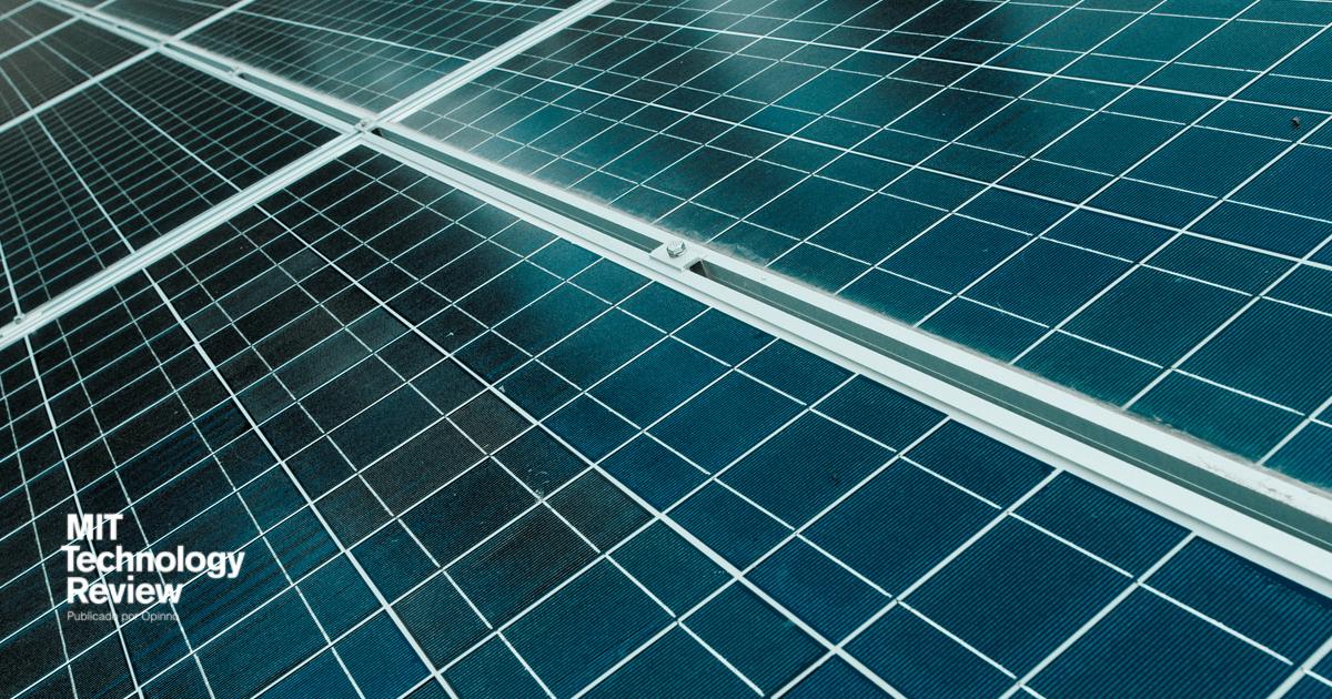 El lado oscuro del aumento de producción de las energías renovables