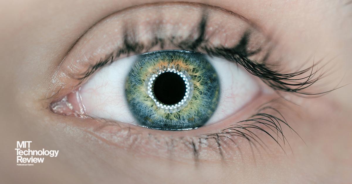El ojo es capaz de ver imágenes fantasma de cosas que nunca ha visto