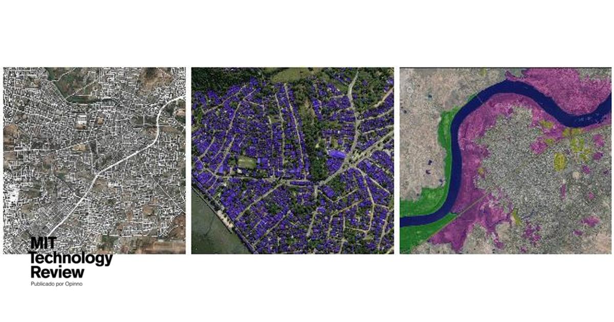 El próximo reto de la visión artificial: entender imágenes de satélite