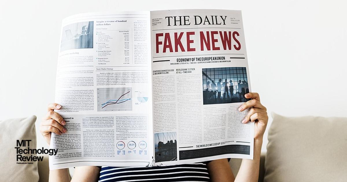 El problema de las 'fake news' no es la IA sino las mentiras superficiales