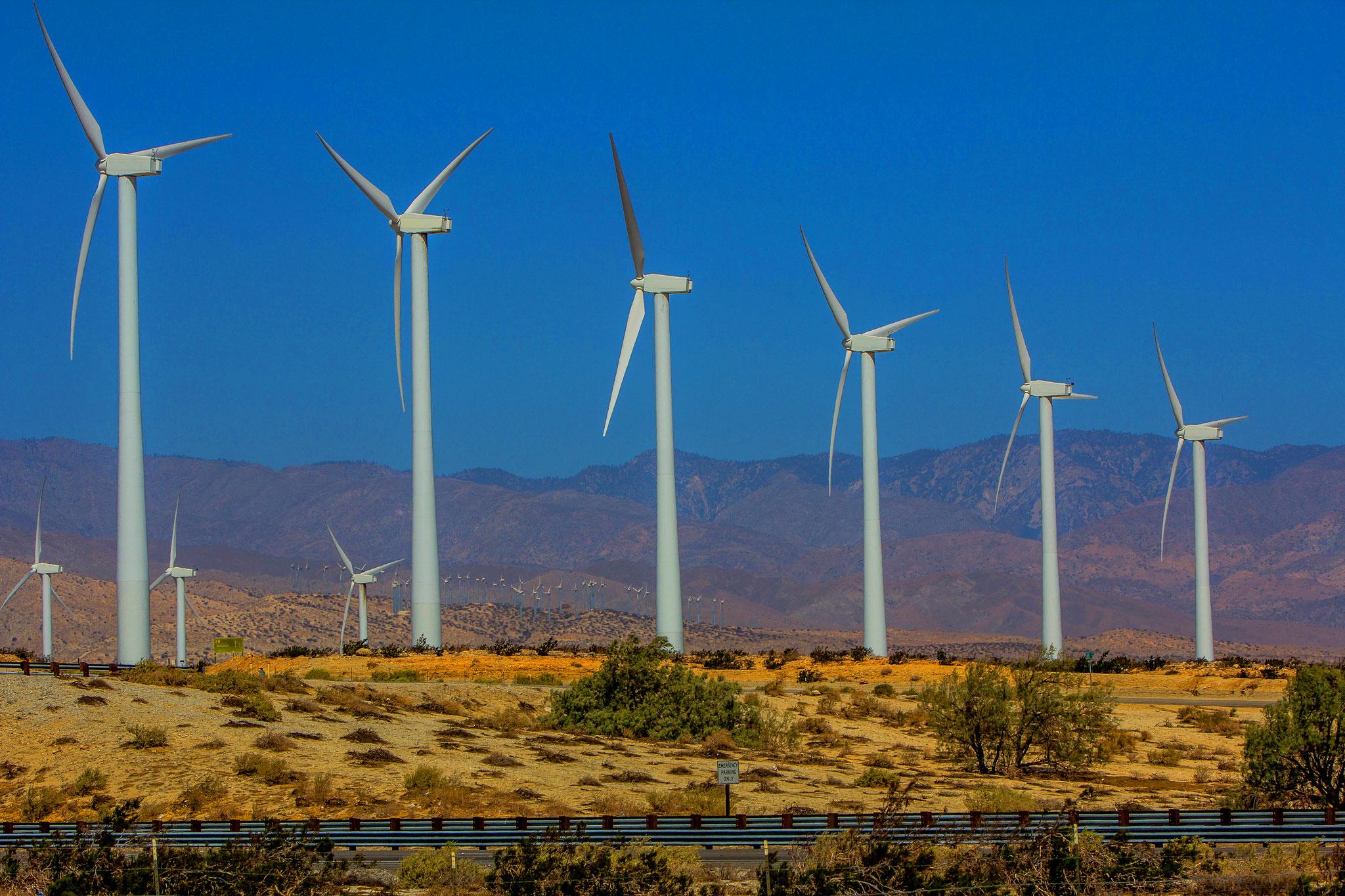 El día que la energía eólica fue acusada de aumentar el calentamiento