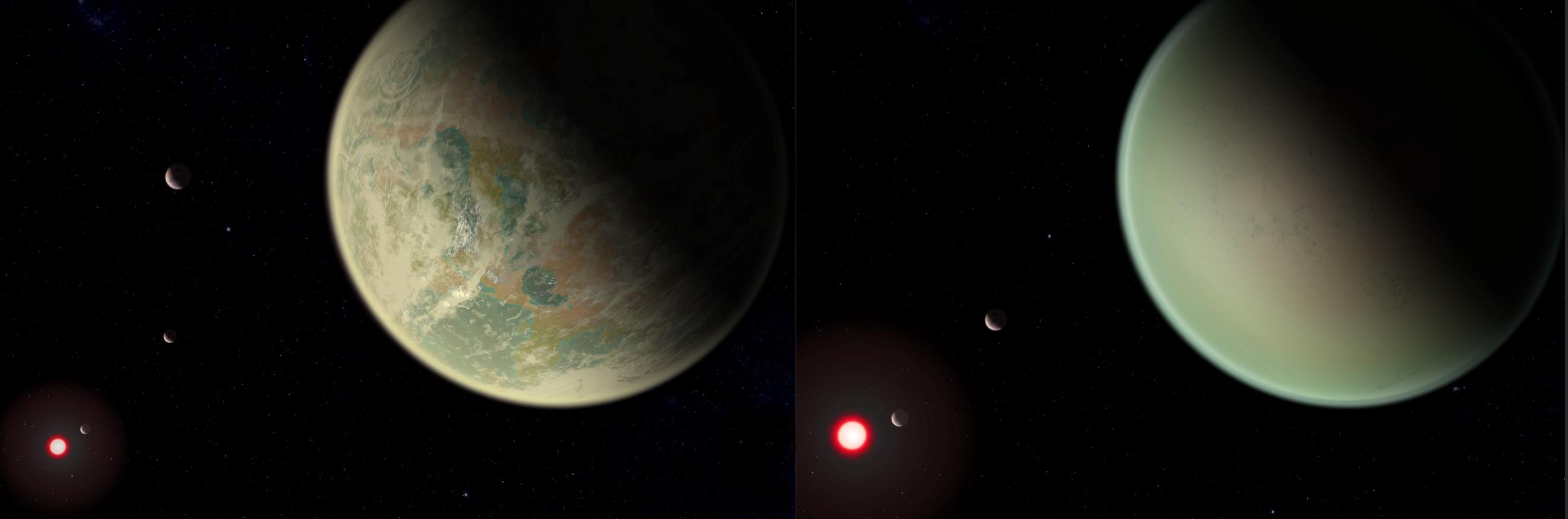 El próximo gran telescopio espacial podría detectar el elemento clave para la vida extraterreste