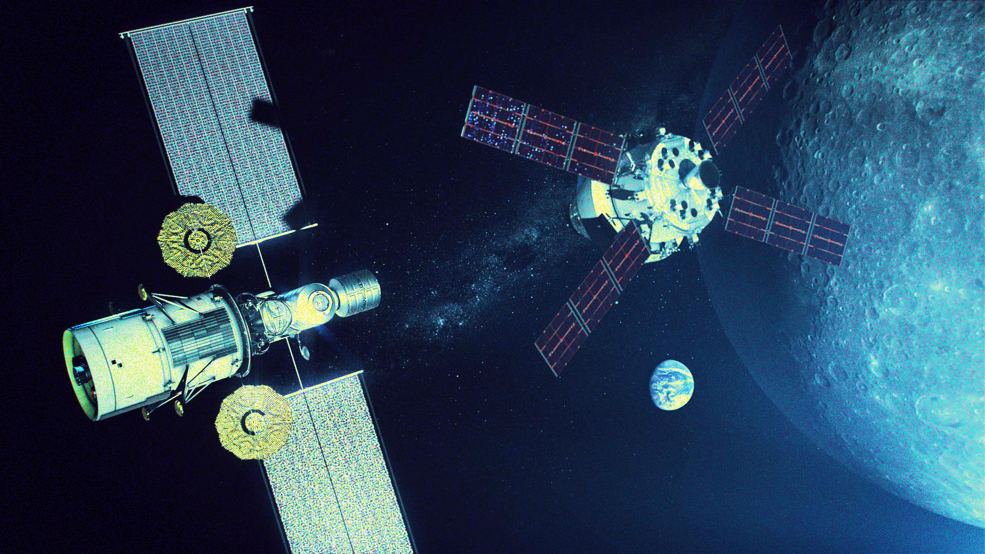 Los cinco grandes problemas para volver a la Luna en 2024