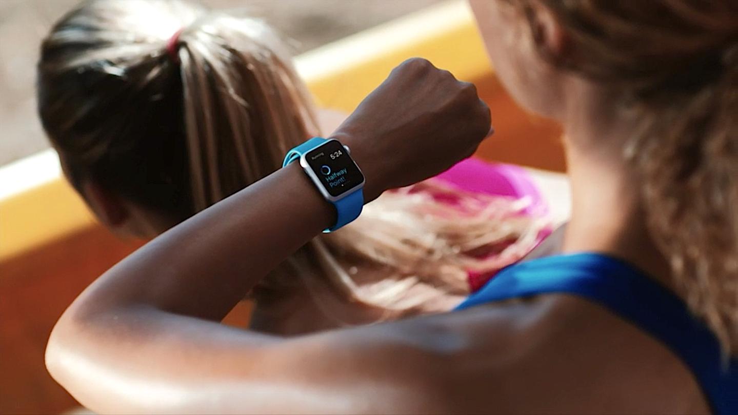 En otoño podrá conectar su Apple Watch a las máquinas de su gimnasio