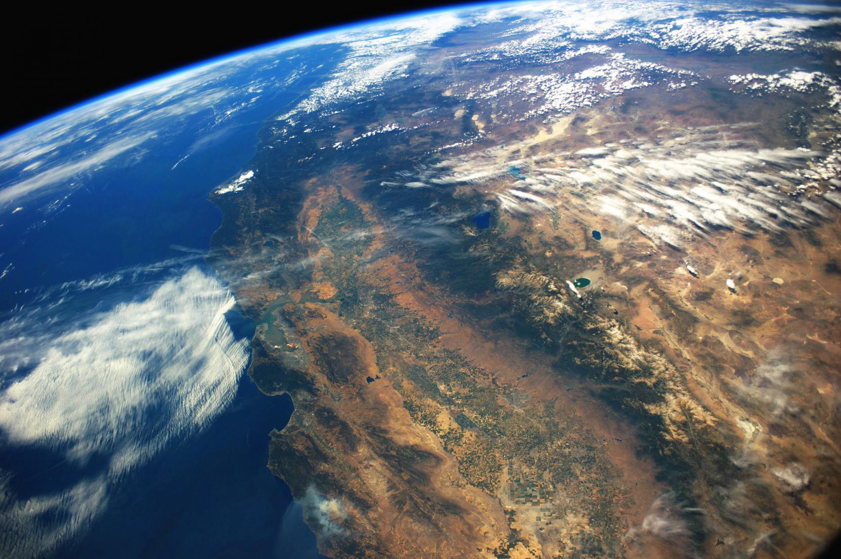 La NASA tiene un plan para asegurar el agua frente al cambio climático