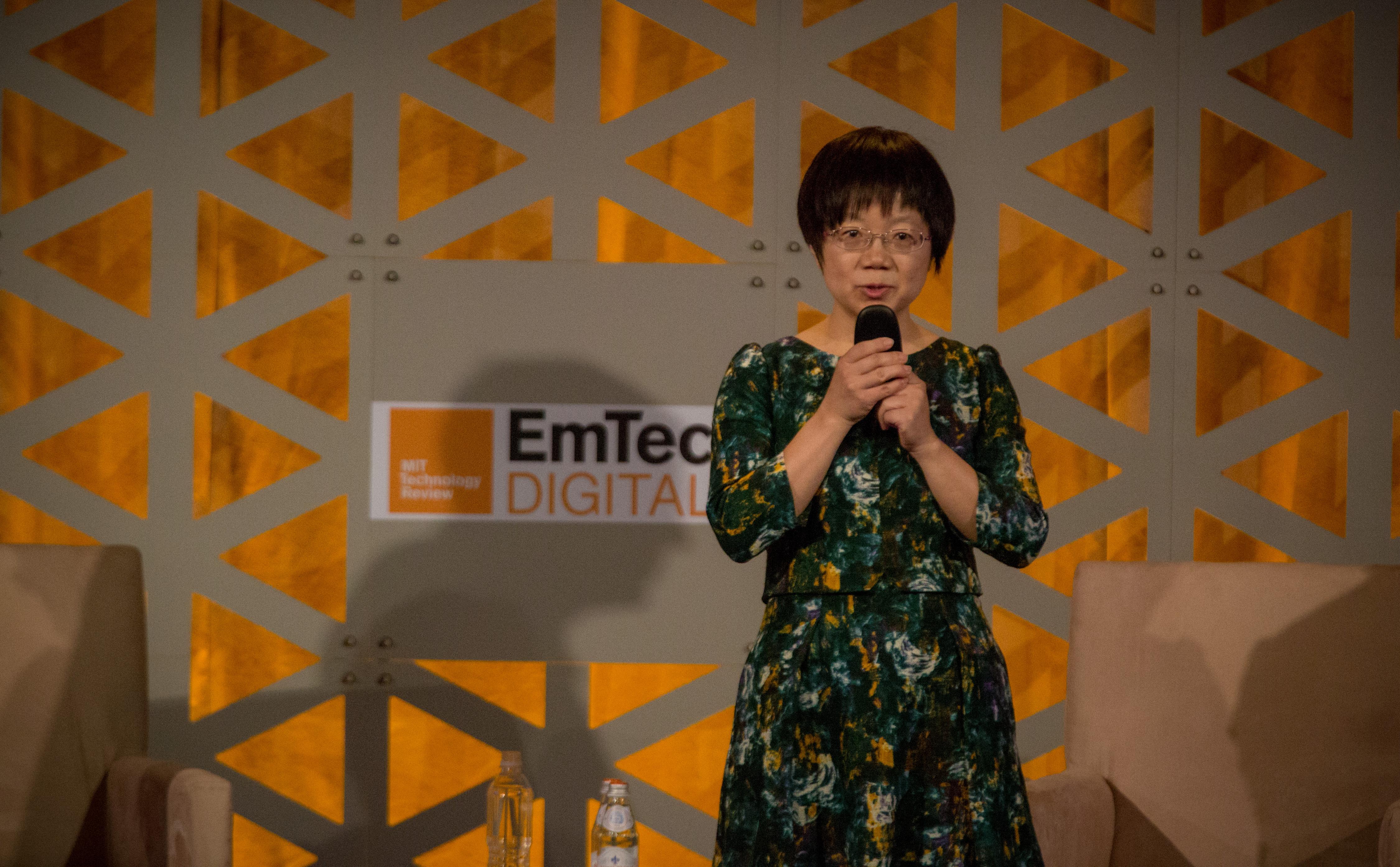 Baidu muestra en directo la eficacia de su nuevo traductor simultáneo