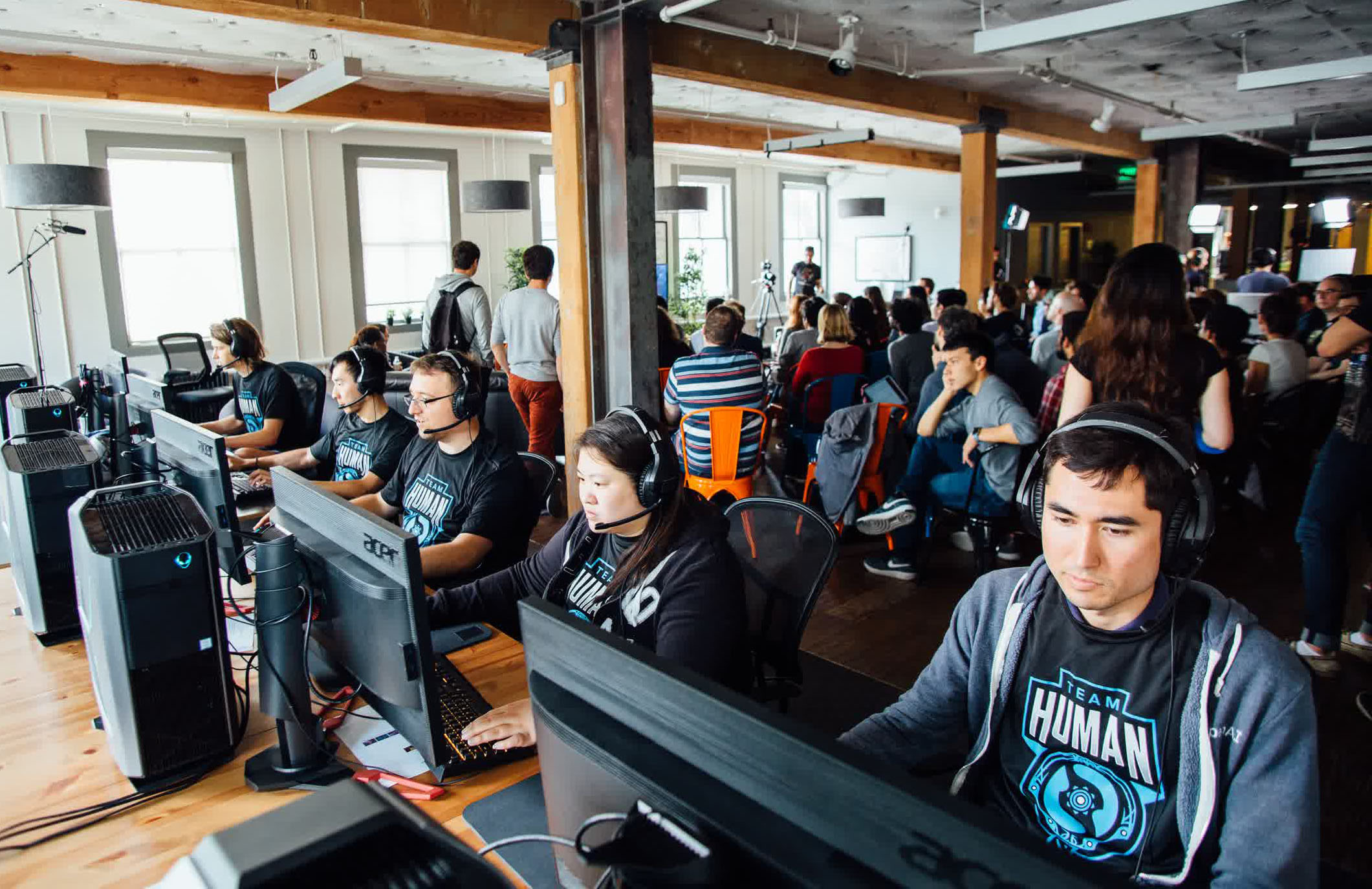 Cinco IA colaborativas derrota a los humanos en el videojuego Dota 2