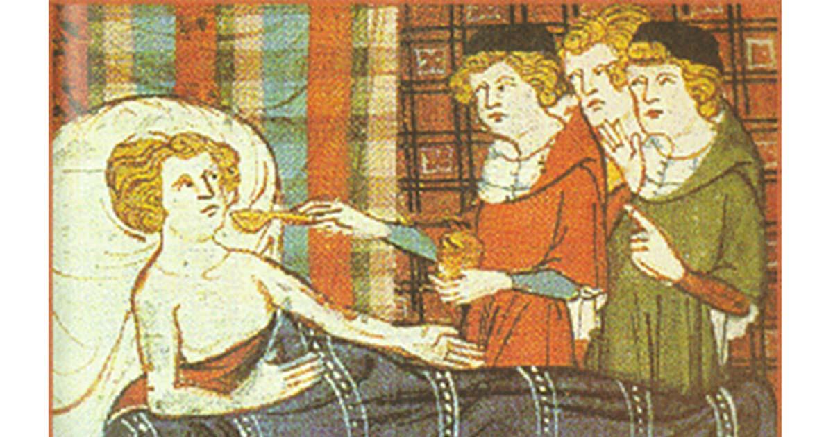 El 'big data' revela la eficacia y la lógica de la medicina medieval