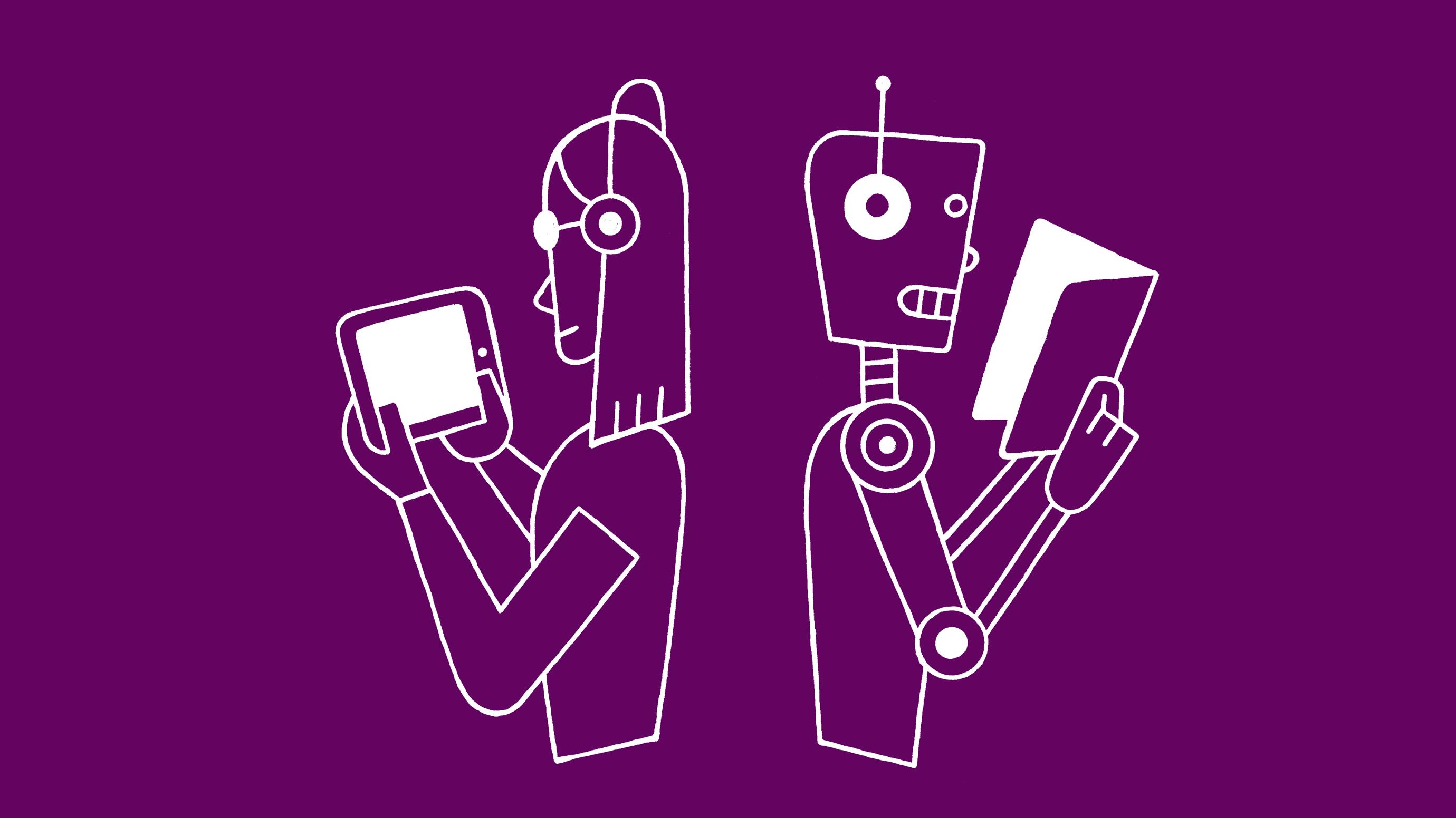 Las obras de ficción que sí entendieron cómo será el futuro de la inteligencia artificial
