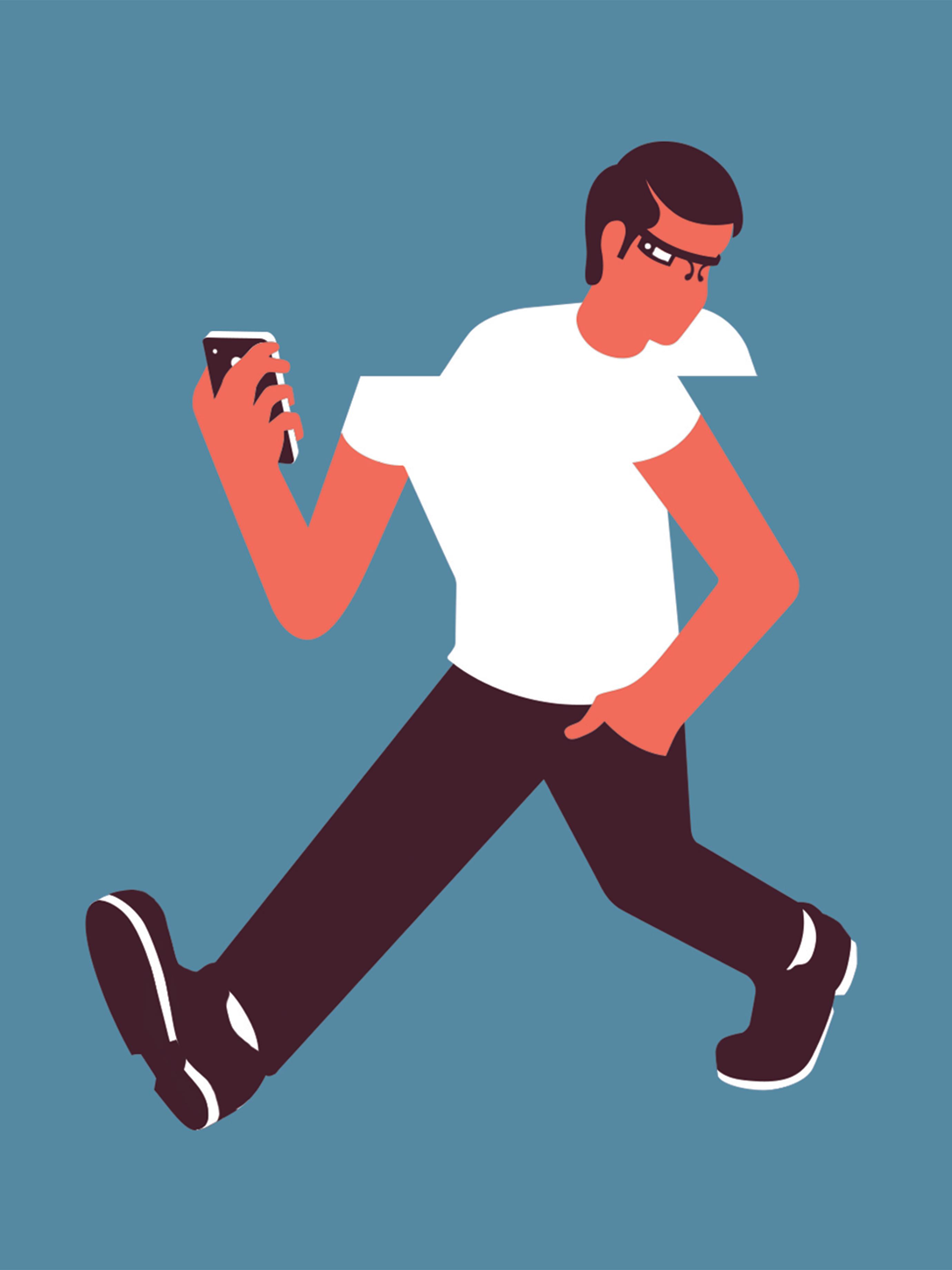 La paradoja de las tecnologías portables