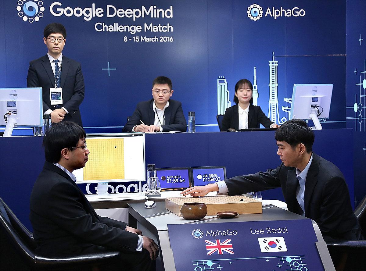 Cinco lecciones del histórico triunfo de AlphaGo sobre la inteligencia humana