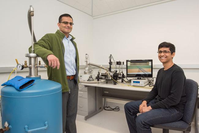 El transistor más pequeño del mundo pasa del silicio para ayudar a la ley de Moore