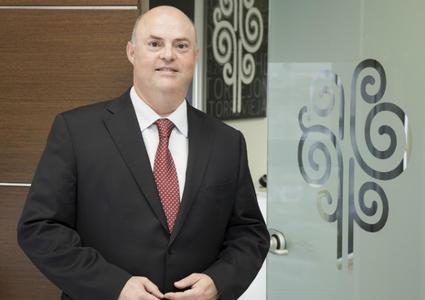 El CEO del grupo empresarial público-privado Ribera Salud, Alberto de Rosa. Ribera Salud.