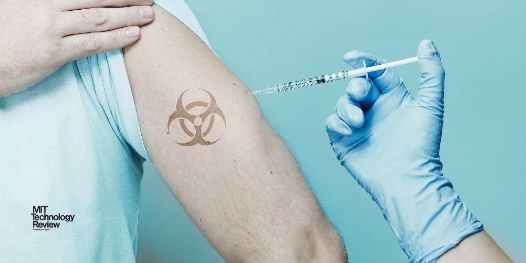 ¿Se ofrecería voluntario para probar una vacuna y contraer el coronavirus?